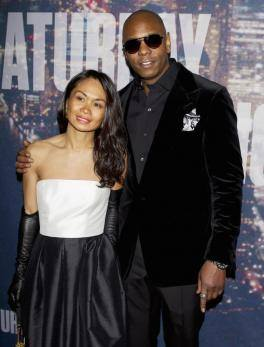Dave Chapelle wife