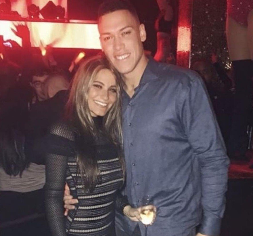 Judge and his ex-girlfriend