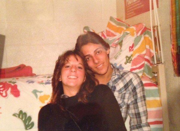 Jordan-Belfort-and-his-high-school-sweetheart-Denise-Lombardo