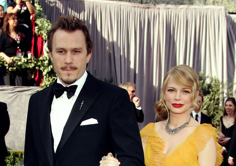 Michelle and Heath