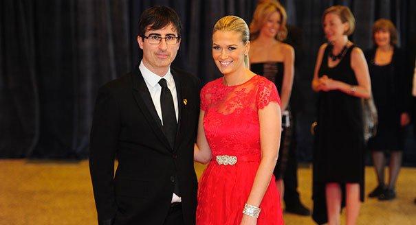 john and kate at white house correspondents dinner