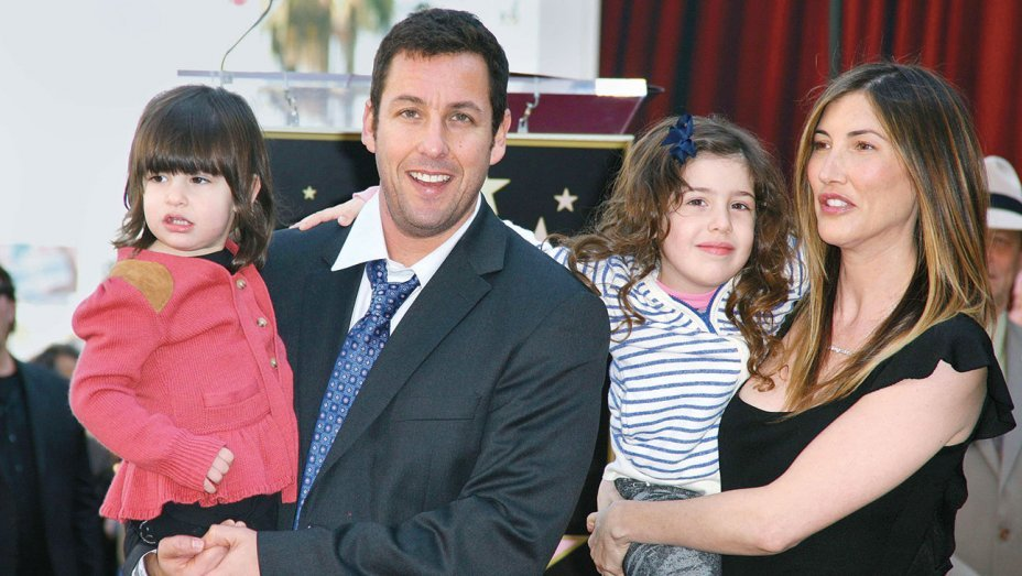 adam and jackie with their kids
