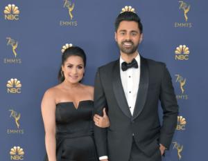 Beena Patel and Hasan Patel