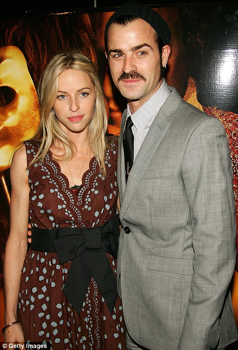 heidi and justin theroux