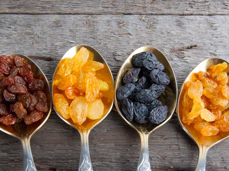 dried fruits