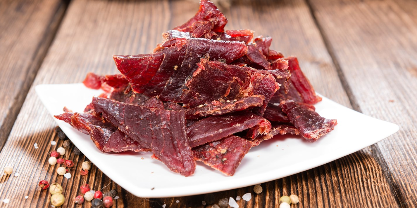 low sodium jerky
