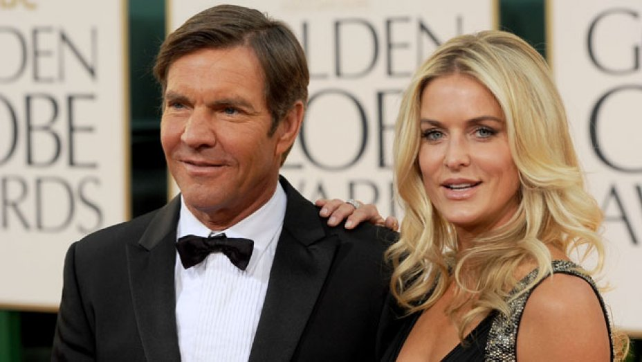 Dennis Quaid and ex-wife Kimberly Buffington