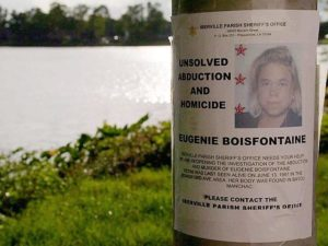Eugenie Boisfontaine Missing