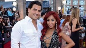 Jionni Lavalle and wife Snooki