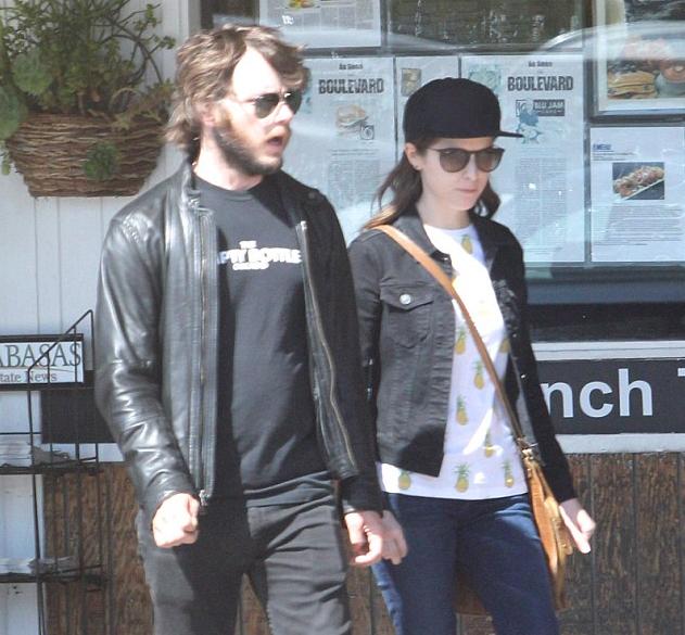 anna and her boyfriend Ben
