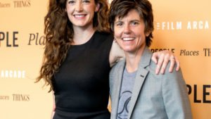 Stephanie Allynne and Tig Notaro