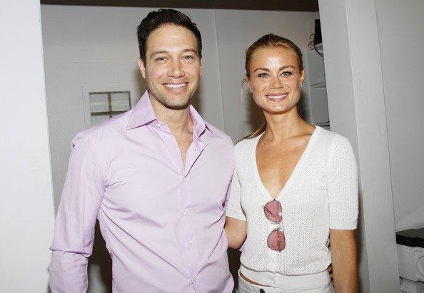 Eric Villency and wife Caroline Fare