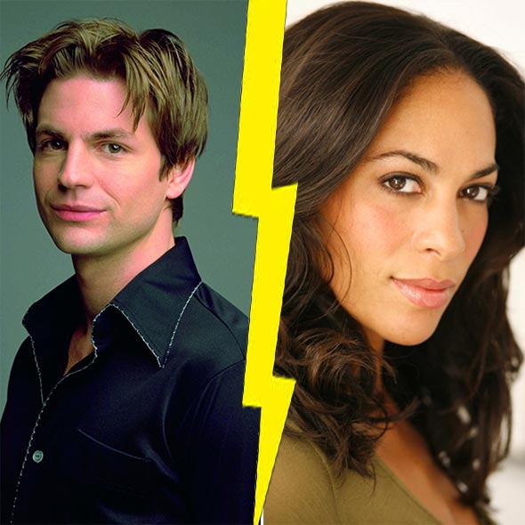 Gale Harold and ex-girlfriend Danielle