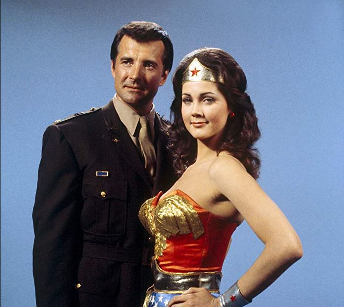 Lyle in the series Wonder Woman