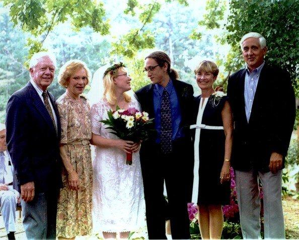 Amy and ex-husband Jim