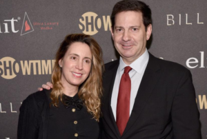 Karen Avrich and Mark Halperin