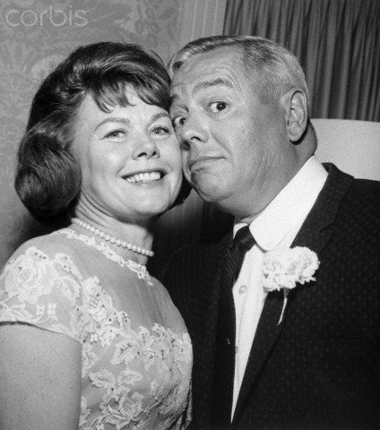 Desi Arnaz with Wife Edith Mack Hirsch