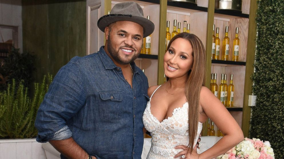 israel houghton and wife Adrienne
