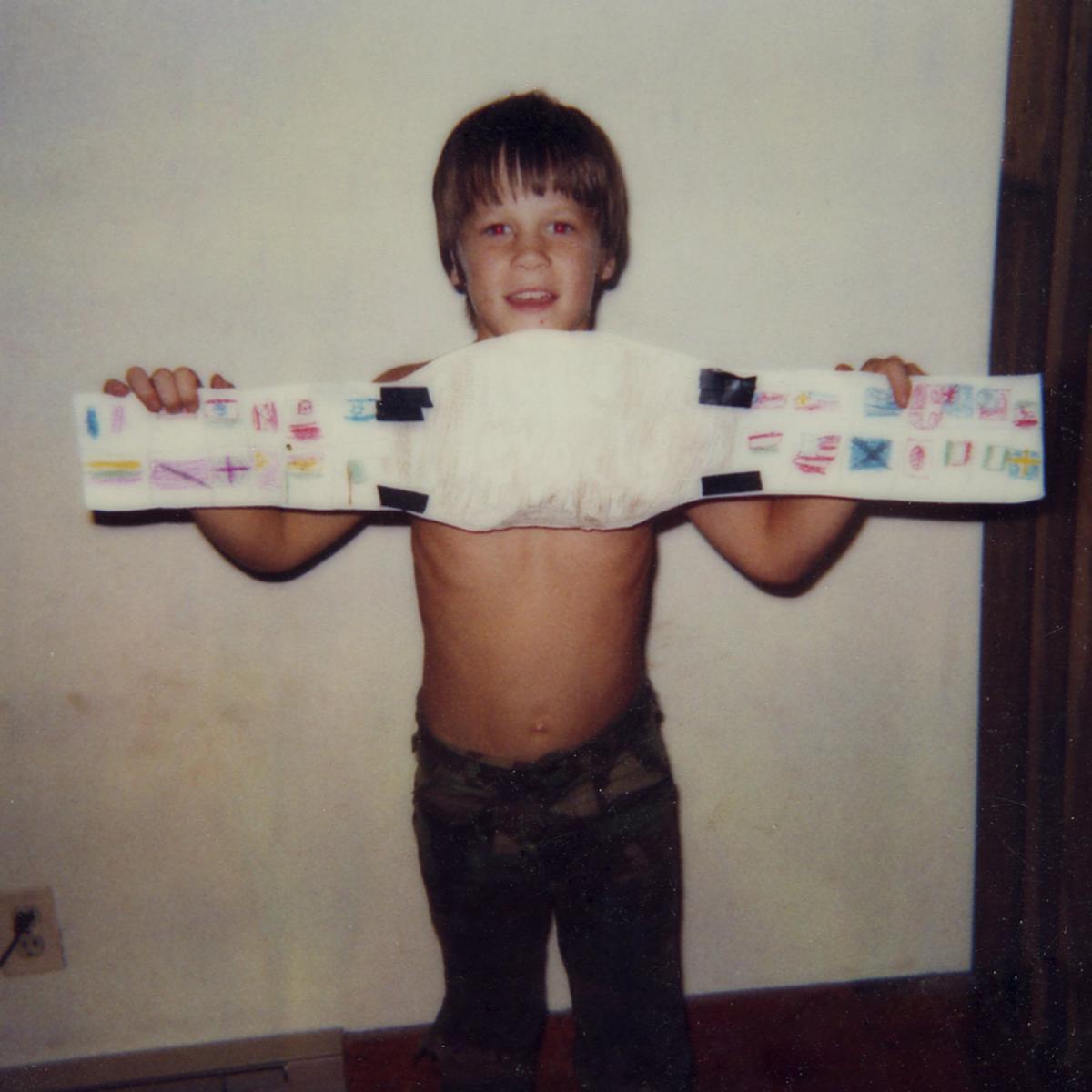 Cena's childhood