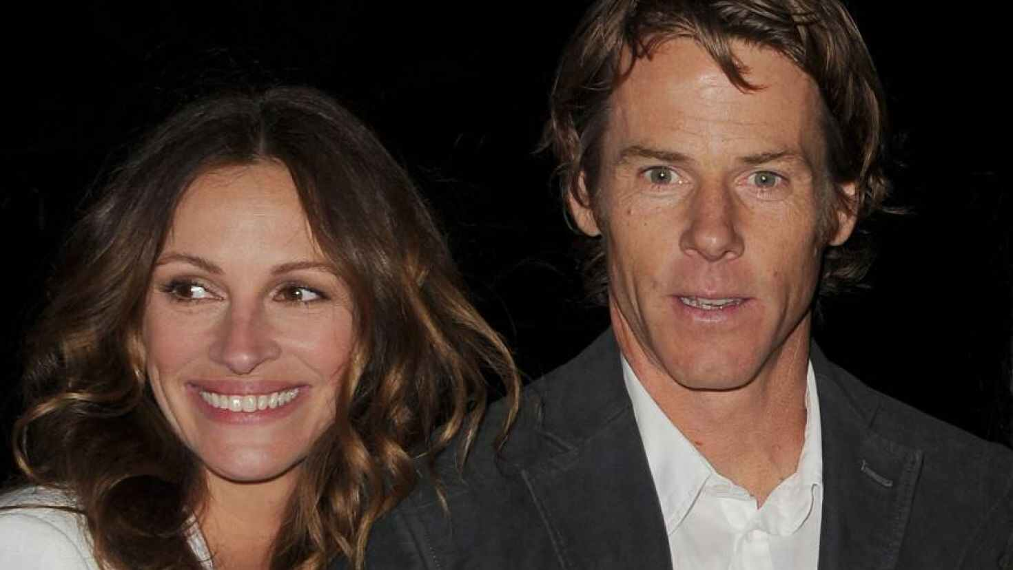 Julia Roberts and her husband Daniel Moder
