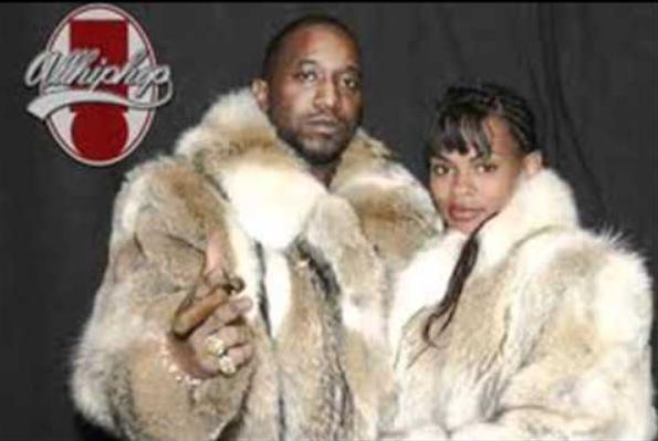 Kool G Rap and wife Ma Barker
