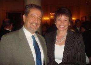 William Jarret and ex-wife Valerie