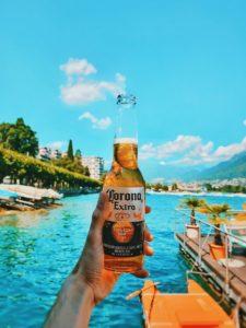corona beer and corona virus