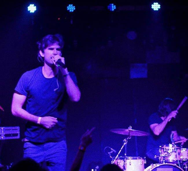 Blake as a Singer