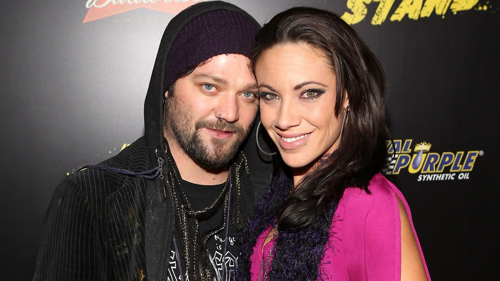 Nicole Boyd and her husband