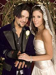 Boyd marries Bam Margera
