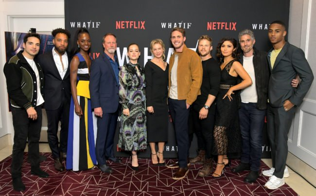 What/If cast