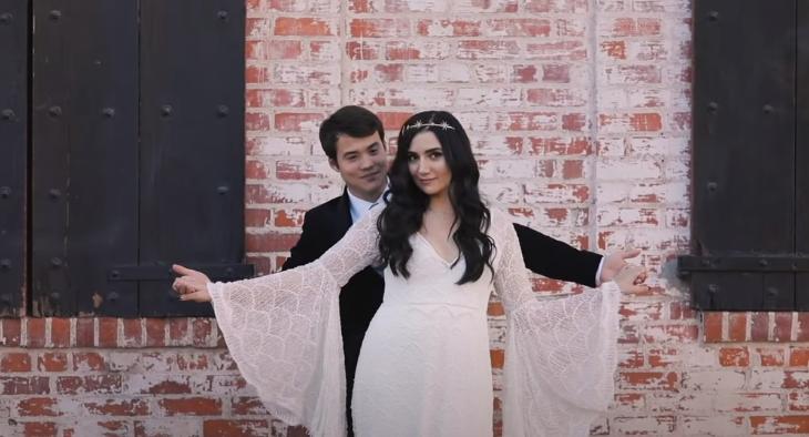 Safiya and her husband Tyler