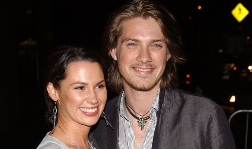 Natalie Anne Bryant and Taylor Hanson
