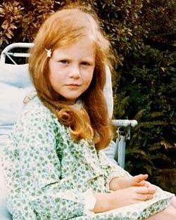Kidman in her childhood