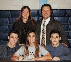 Sean Dolan's family