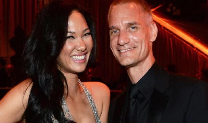 Tim Leissner and wife Kimora Lee