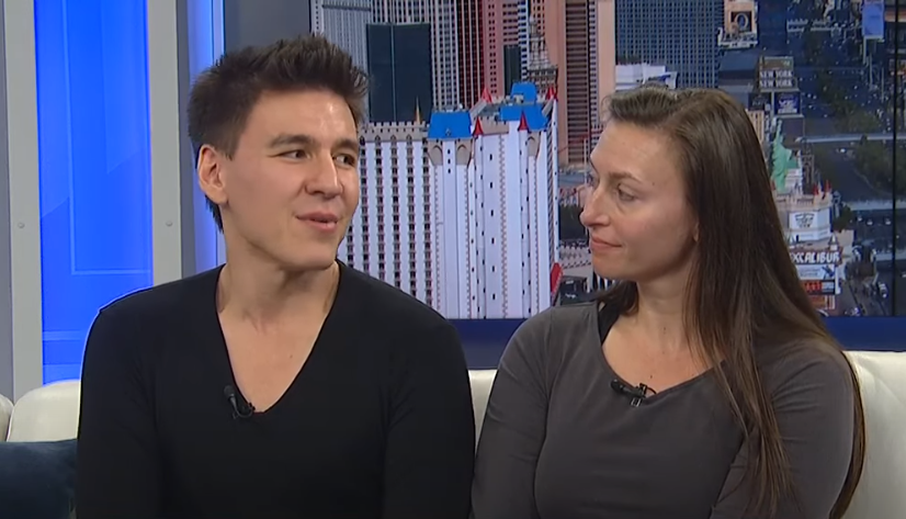 James and Melissa Holzhauer