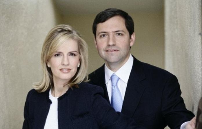 Jennifer Ashton and Robert Ashton Jr