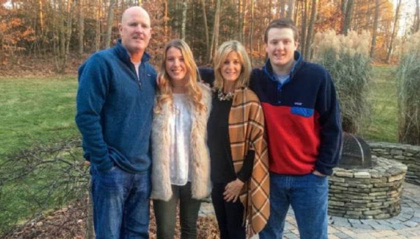 Joe LaCava and family