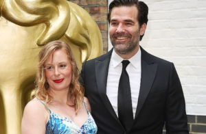 Leah and Rob delaney