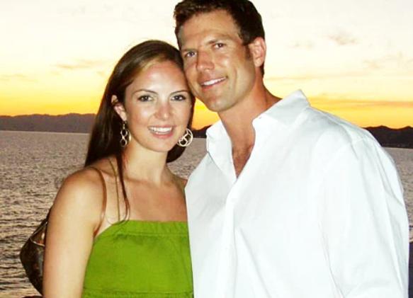 Charlotte Brown and Travis Lane Stork