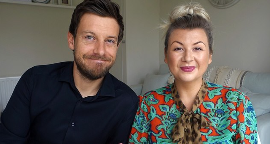 Chris Ramsey and wife Rosie Winter