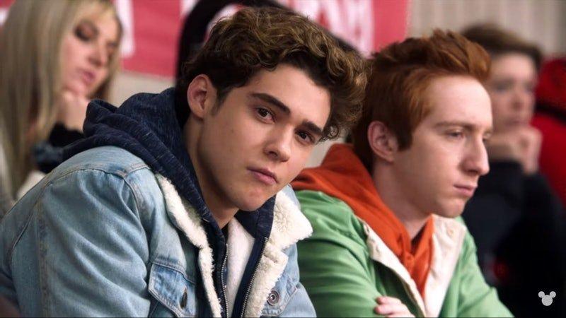 Bassett as Ricky In The 'High School Musical'