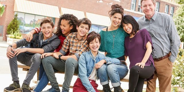 Westmoreland in  American family comedy-drama television series 'Andi Mack'