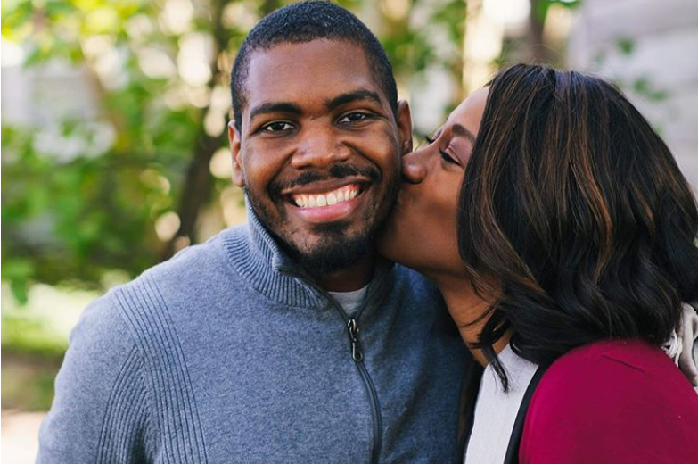 ABC11 Brittany Bell and her husband