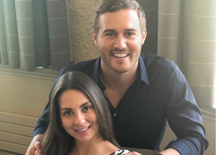 Peter Weber and girlfriend Kelley