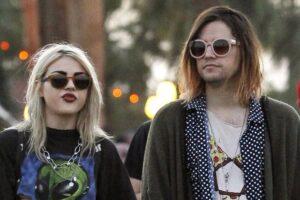 Isaiah Silva and ex-wife Frances Bean Cobain