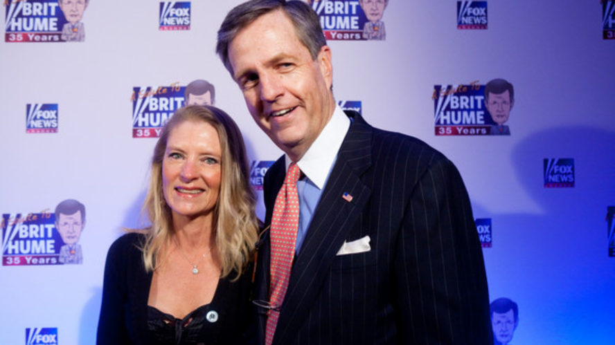 Kim Schiller Hume and Brit Hume1
