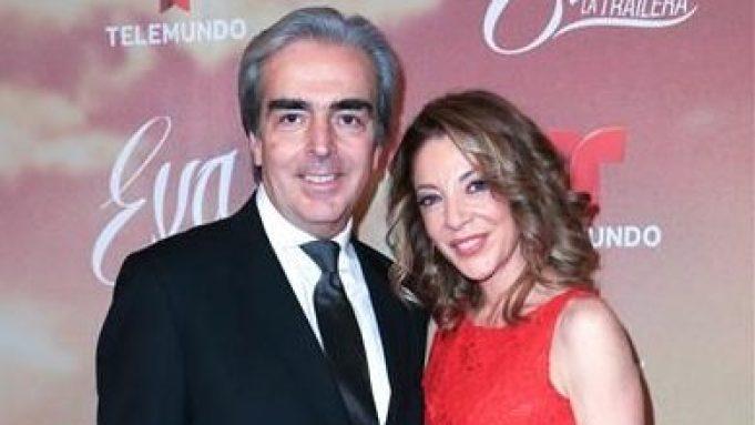 Lorenzo Lazo and Edith