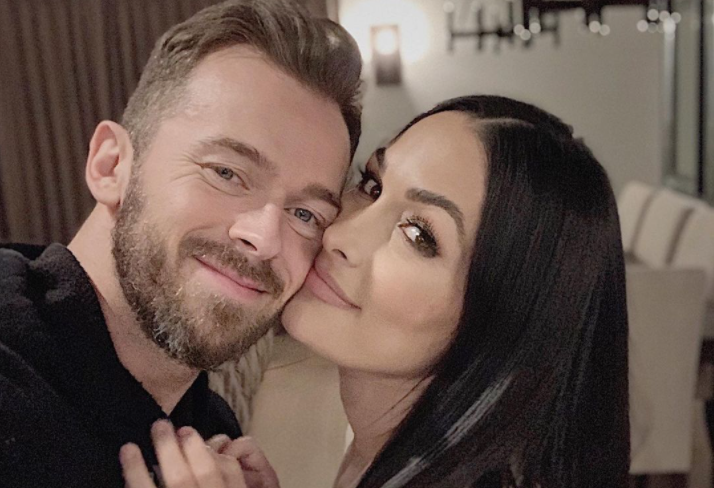 Nikki Bella and Artem